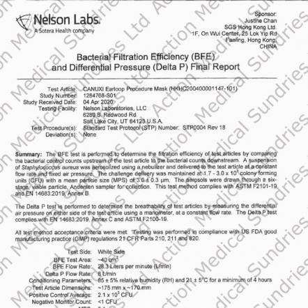 香港口罩-_Nelson_Labs-_BFE,_Delta_P,_Latex_Particle_report