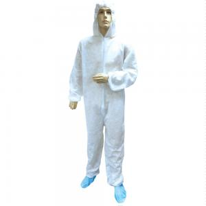 Disposable Conjoined Protective Clothing