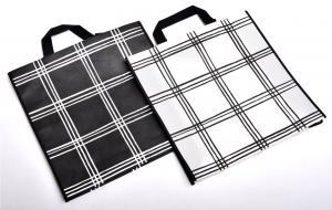Nonwoven Shopping Bag(Plaid)